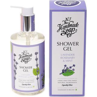 The Handmade Soap Shower Gel Lavender Rosemary & Mint 300ml