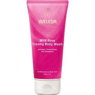 Weleda Wild Rose Creamy Body Wash 200ml