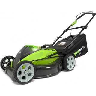 Greenworks GD40LM45 Petrol Powered Mower