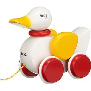 Brio Pull Along Duck 30323