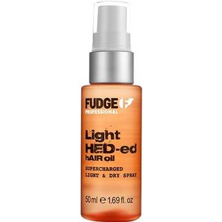 Fudge Light HED-ed Hair Oil Light & Dry Spray 50ml