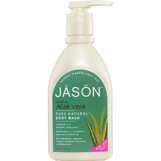 Jason Soothing Aloe Vera Body Wash 887ml