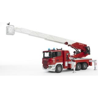 Bruder Scania R Series Fire Engine With Water Pump 3590
