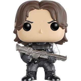 Funko Pop! Marvel Captain America 3 Winter Soldier