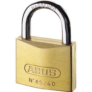 ABUS Padlock Brass 85/25