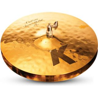 Zildjian K Custom Session Hi-Hats Pair 14""