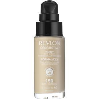 Revlon Colorstay Foundation Normal/Dry Skin Natural Beige
