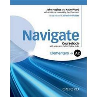 Navigate: Elementary A2: Coursebook with DVD and Online Skills (Övrigt format, 2015), Övrigt format