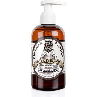Mr Bear Beard Wash Woodland 250ml