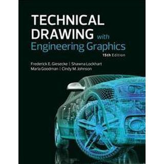 Technical Drawing With Engineering Graphics (Inbunden, 2016), Inbunden