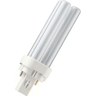 Philips Master PL-C Fluorescent Lamp 10W G24D-1 827