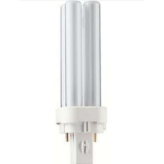 Philips Master PL-C Fluorescent Lamp 26W G24D-3 827