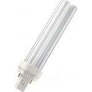 Philips Master PL-C Fluorescent Lamp 18W G24Q-2 830