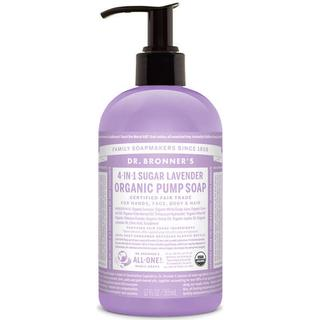 Dr. Bronners Organic Pump Soap Shikakai Lavender 355ml