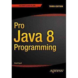 Pro Java 8 Programming (Häftad, 2015), Häftad