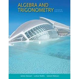 Algebra and Trigonometry (Inbunden, 2015), Inbunden