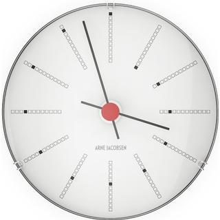 Arne Jacobsen Bankers 12cm Wall clock