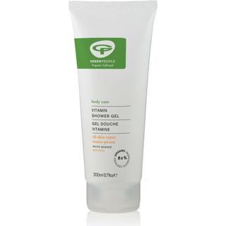 Green People Vitamin Shower Gel 200ml