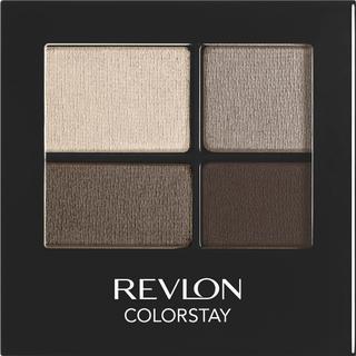 Revlon Colorstay 16 Hour Eyeshadow Quad Addictive