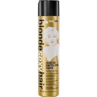 Sexy Hair Sulfate Free Bombshell Blonde Shampoo 300ml