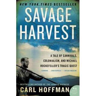 Savage Harvest (Pocket, 2015), Pocket