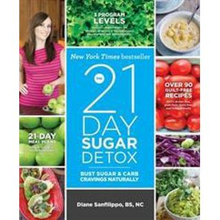 The 21-Day Sugar Detox: Bust Sugar & Carb Cravings Naturally (No)