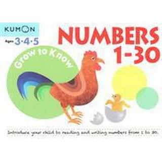 Grow to Know Numbers 1-30 (Pocket, 2015), Pocket