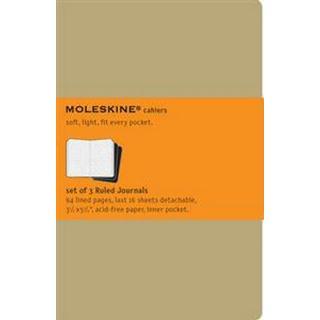Moleskine Cahiers (Pocket, 2008), Pocket