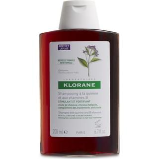 Klorane Fortifying Treatment Shampoo With Quinine 200ml