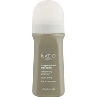 Natio Antiperspirant Deo Roll-on 100ml