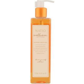 Natio Wellness Shower & Bath Gel 275ml