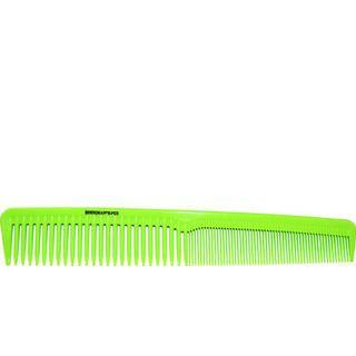 Denman Precision Waver Comb Limegreen