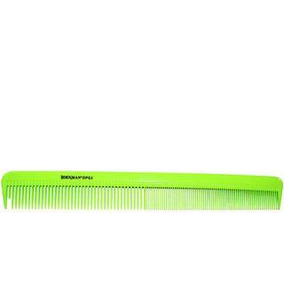 Denman Precision Military Comb Limegreen