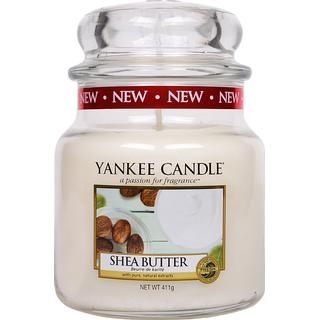 Yankee Candle Shea Butter Medium Scented Candles