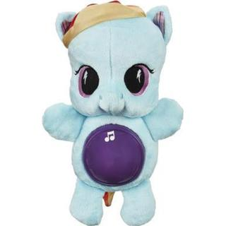 Hasbro Playskool Friends My Little Pony Rainbow Dash Glow Pony B1652