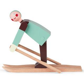 Kay Bojesen Boje The Skier Boy 15.5cm Figurine
