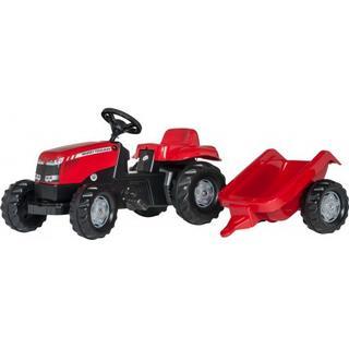 Rolly Toys Massey Ferguson Tractor & Trailer