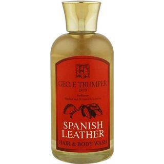 Geo F Trumper Spanish Leather Hair & Body Wash 100ml