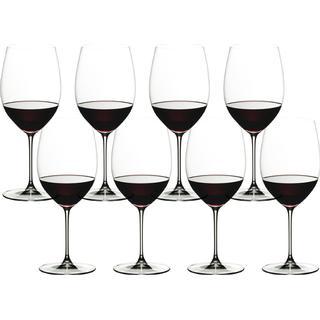 Riedel Veritas Carbernet Merlot Red Wine Glass 8 pcs