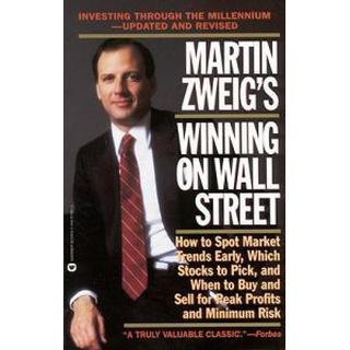 Martin Zweig Winning on Wall Street (Häftad, 1997), Häftad