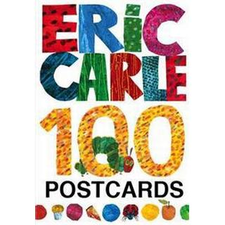 Eric Carle: 100 Postcards (Inbunden, 2015), Inbunden