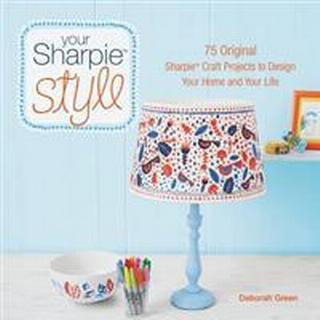 Your Sharpie Style (Pocket, 2016), Pocket