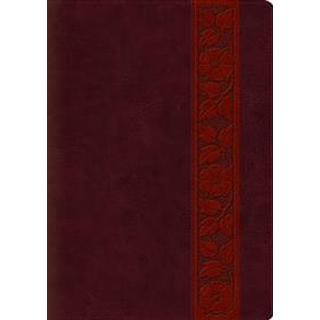 Study Bible-ESV-Large Print Trellis Design (Inbunden, 2014), Inbunden