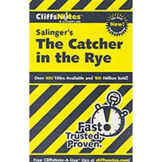 cliffsnotes on salingers the catcher in the rye