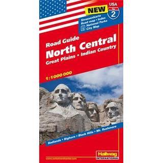 Road Guide North Central (Övrigt format, 2012), Övrigt format