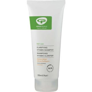 Green People Clarifying Vitamin Shampoo 200ml
