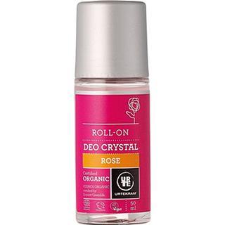 Urtekram Rose Crystal Organic Deo Roll-on 50ml