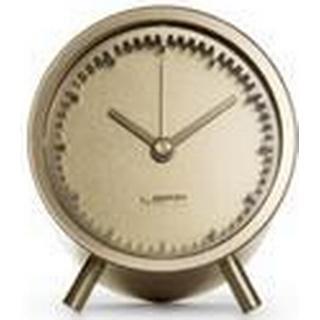 LEFF Amsterdam Tube 8cm Table clock