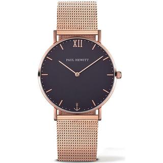 Paul Hewitt Sailor Line Watch Rose Gold 36 mm Small (PH-SA-R-Sm-B-4S)