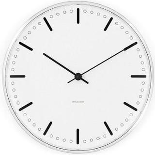 Arne Jacobsen City Hall 21cm Wall clock